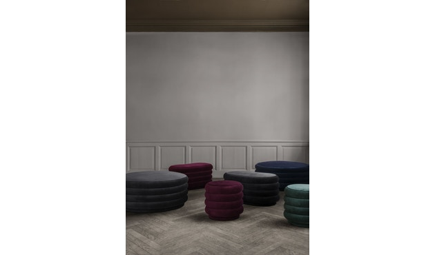 ferm LIVING - Poef rond - 6