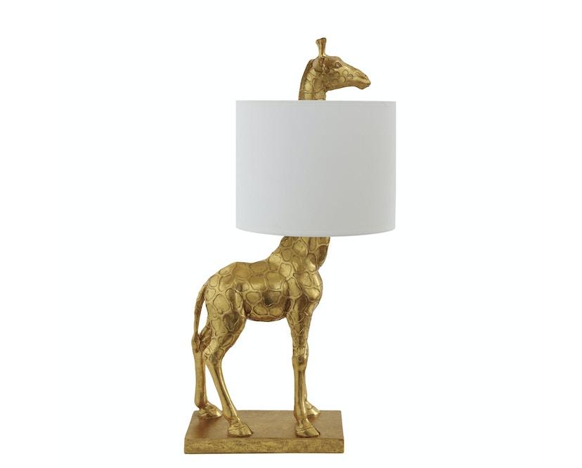 Tischleuchte Giraffe - gold