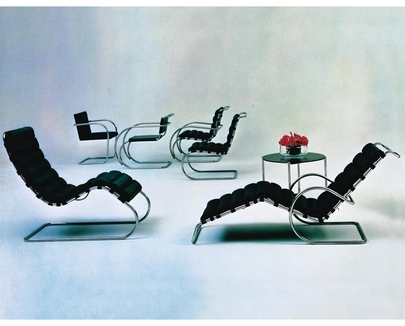 Knoll International - MR Lounge Ligstoel - 3