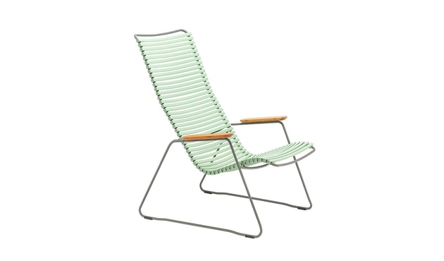 Houe - Click Lounge Stuhl - hellgrün - 1