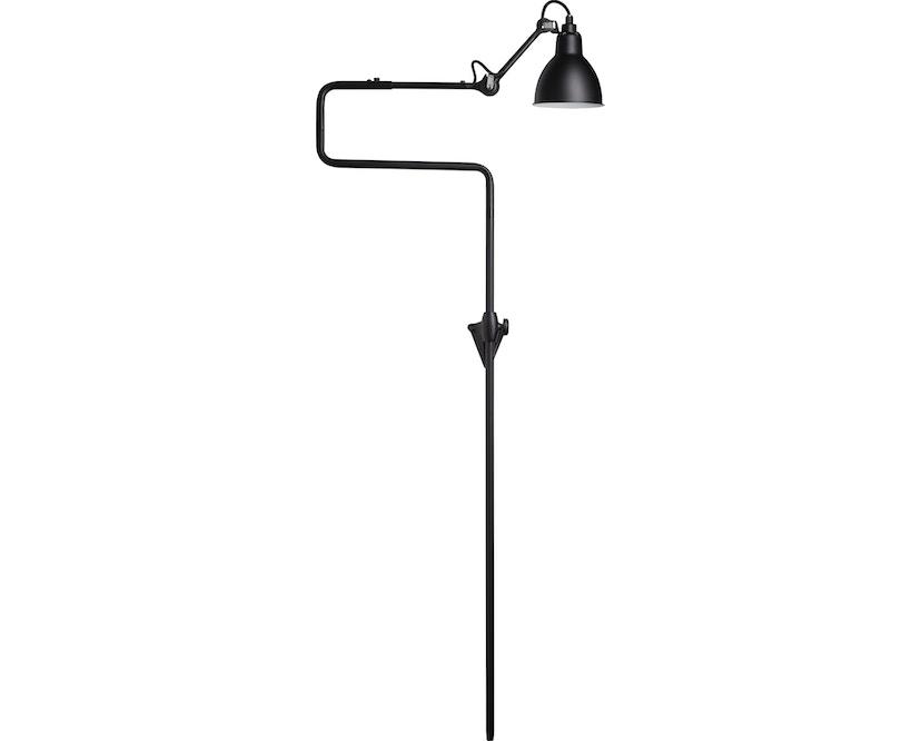 DCW éditions - LAMPE GRAS N°217 Wandleuchte - schwarz - rund - 1