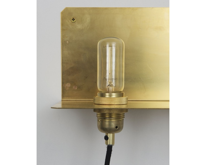 Frama - 90° Wandleuchte - brass - 3