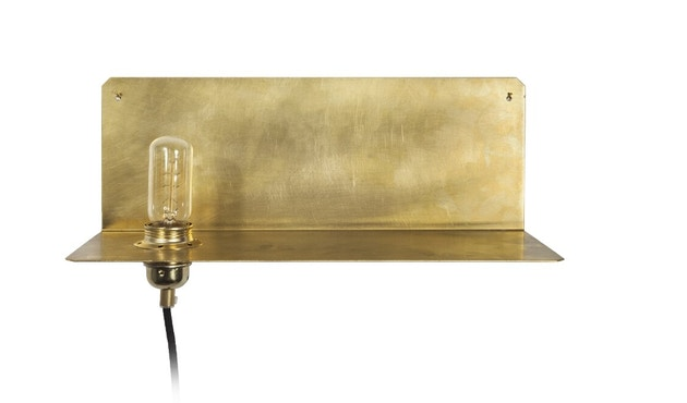 Frama - 90° Wandleuchte - brass - 1