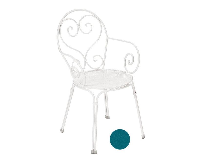 Emu - Pigalle Armlehnstuhl - blau - 3