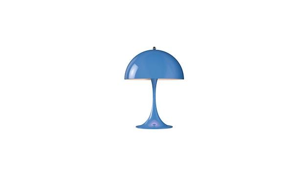 Louis Poulsen - Panthella Mini Tischleuchte Version 2 - blau - 3