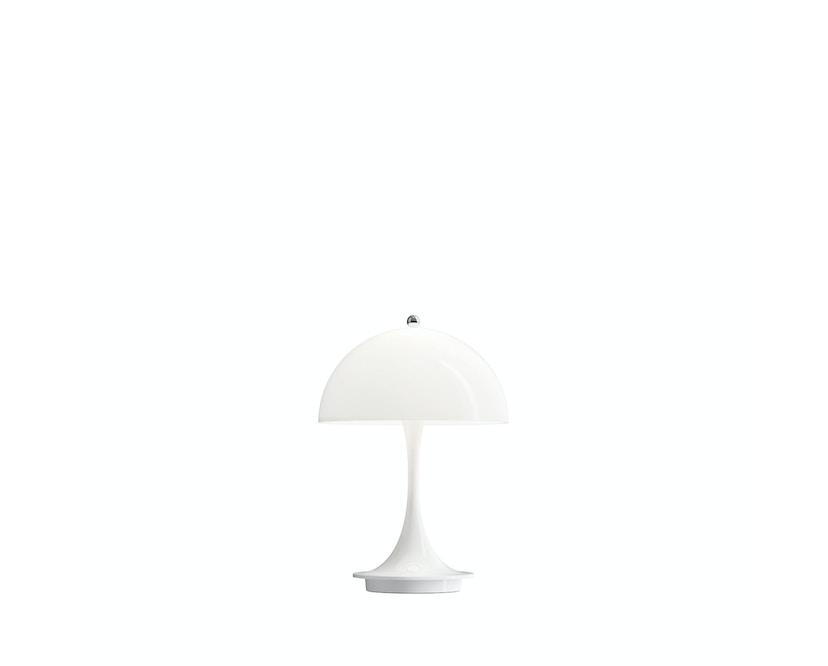 Panthella Portable Akkuleuchte - weiß