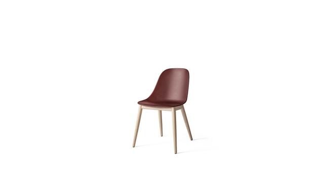 Menu - Harbour Dining Side Chair - burned red - 1