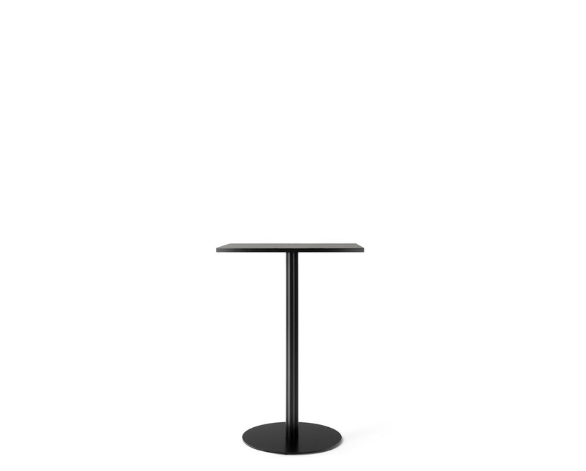 Menu - Harbour Column Counter/Bar Table 60x70cm - 72,4cm - Charcoal Linoleum - 1