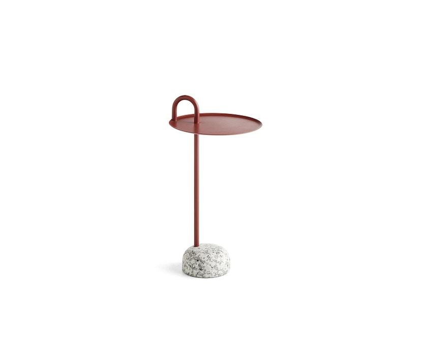 HAY - Bowler Beistelltisch - tile red - 1