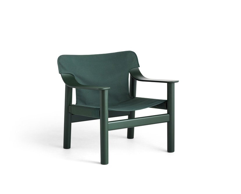 HAY - Bernard Stuhl - green canvas - 1