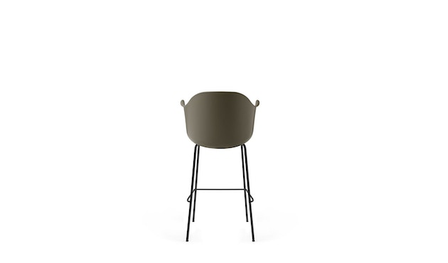 Menu - Harbour Bar Chair ohne Polster - Olive - 3