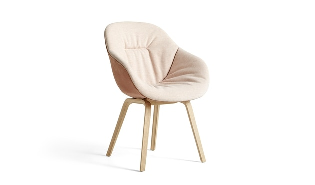 HAY - About A Chair AAC 123 Soft Duo - Mode 026/ Lola Rose - 1