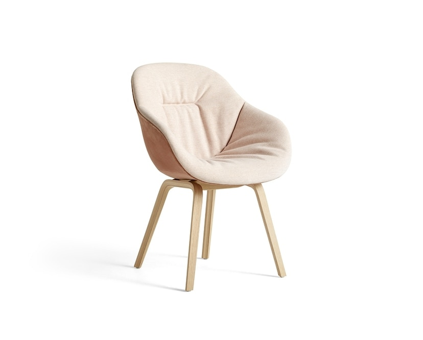 HAY - About A Chair AAC 123 Soft Duo - Kvadrat Mode 026/ Lola Rose - 1