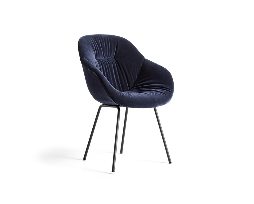 HAY - About A Chair AAC 127 Soft - Kvadrat Lola Navy - 1