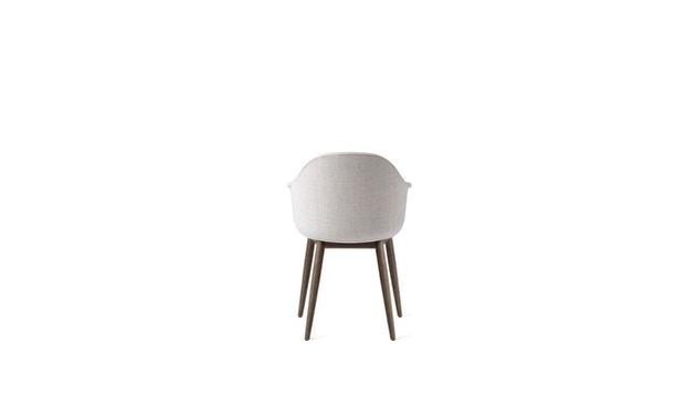 Menu - Harbour Dining Chair mit Polster Remix2, 233 - Dark Stained Oak - 3