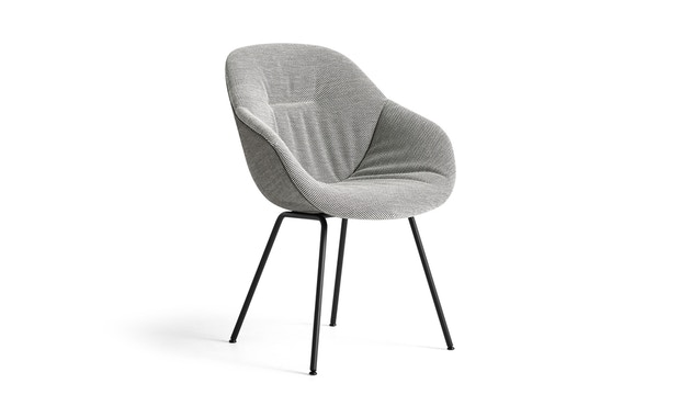 HAY - About A Chair AAC 127 Soft Duo - 02 Bianconero/ Remix152 - 1