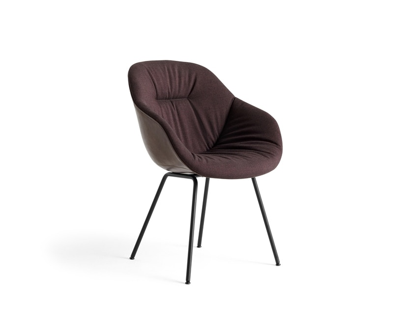 HAY - About A Chair AAC 127 Soft Duo - Kvadrat Remix 373/ SilkSilo 329 - 1