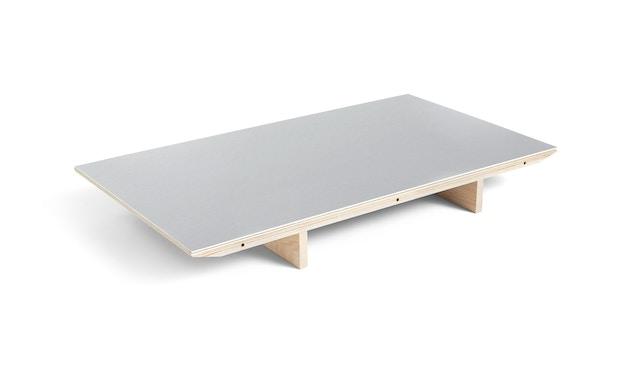 HAY - CPH 30 ausziehbarer Tisch Einlegeplatten - 50 x 80 - 1