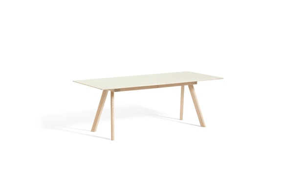 HAY - CPH 30 ausziehbarer Tisch - off white - 1