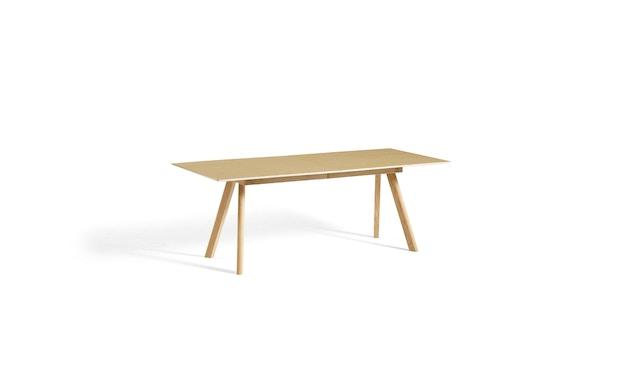 HAY - CPH 30 ausziehbarer Tisch - oak veneer - 1