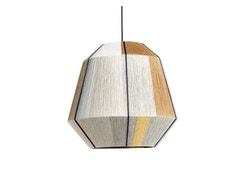 Bonbon Leuchtenschirm - earth tones - 500