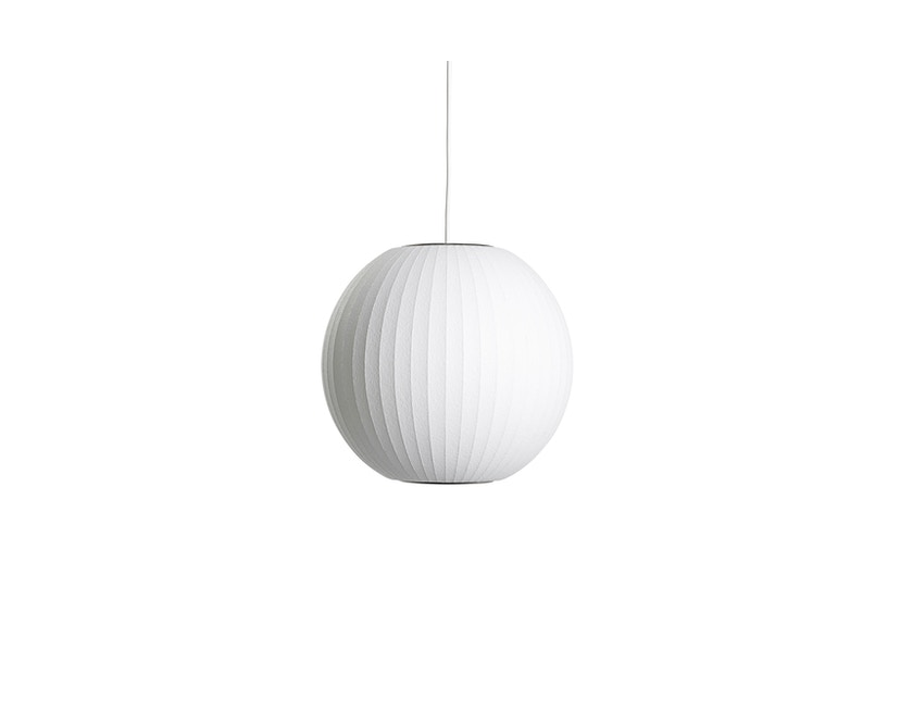 HAY - Nelson Ball Bubble Pendelleuchte - off white - 1