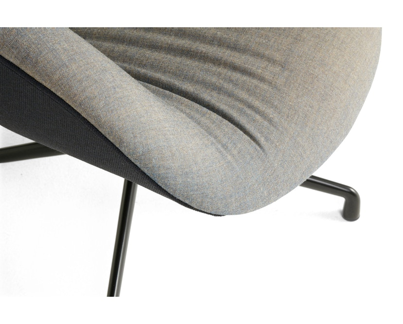 About A Lounge Chair AAL 81 Soft Duo - Remix 852/Steelcut 195