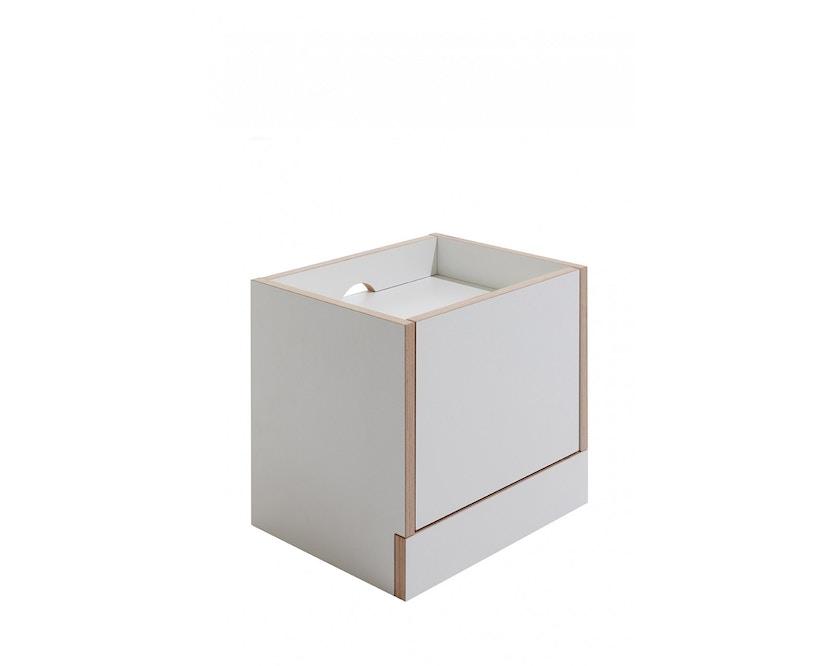 Müller Möbelwerkstätten - Flai Nachttisch - weiß - 2