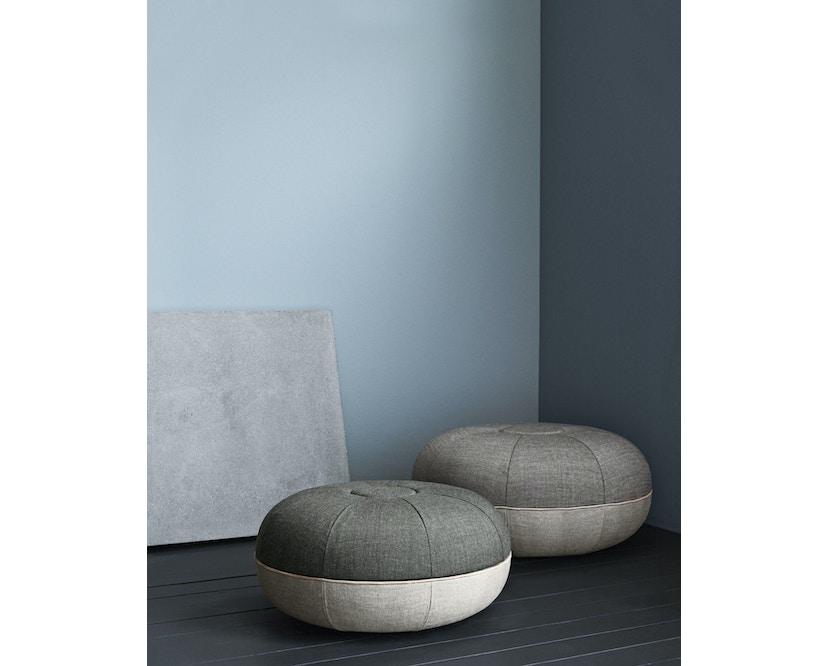 Fritz Hansen - Pouf Large - Concrete - 4