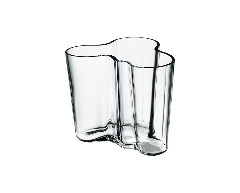 Iittala - Alvar Aalto Vase 9,5cm - klar - 1