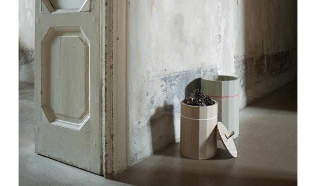 Karimoku New Standard - Colour Aufbewahrungsdose - Kastanie pink - Small - 8