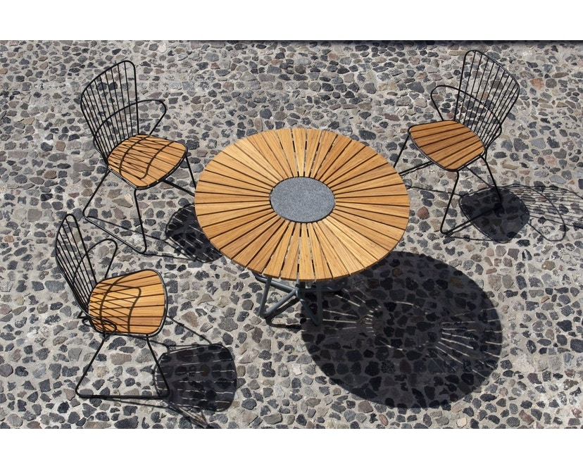 Houe - Paon Dining Stuhl - Paprika  - 4