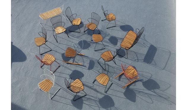 Houe - Paon Lounge Stuhl - Black - 2