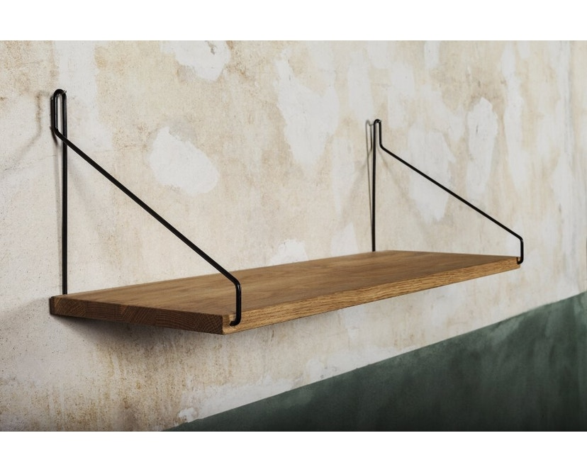 Frama - Shelf plank - 40 x 27 - zwart - 9