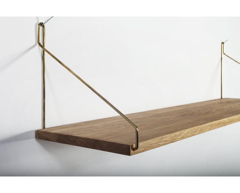 Frama - Shelf Regal - brass - 60 x 27 cm - 10