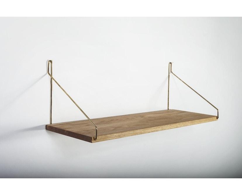 Frama - Shelf Regal - brass - 60 x 27 cm - 9