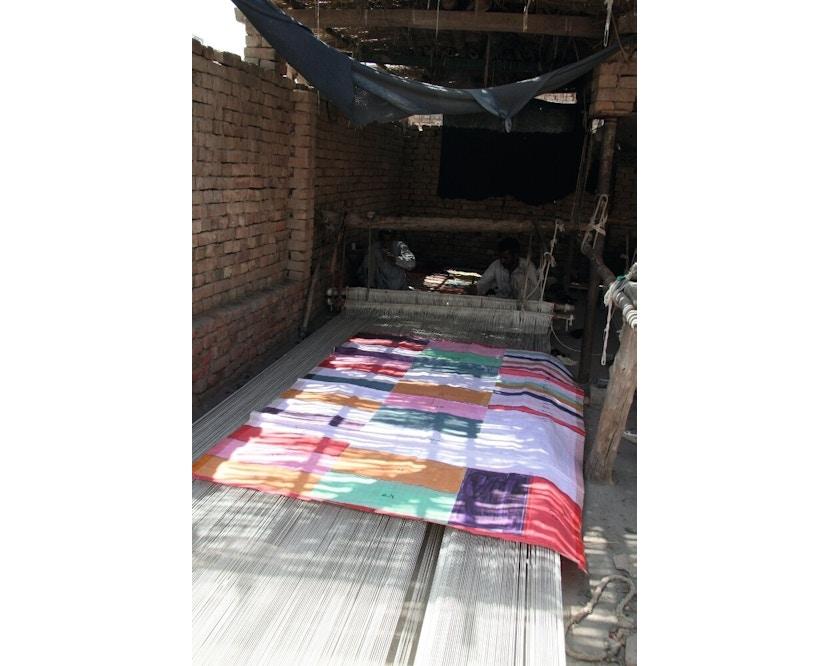 Nanimarquina - Medina 2 Teppich - mehrfarbig - 170 x 240 - 5