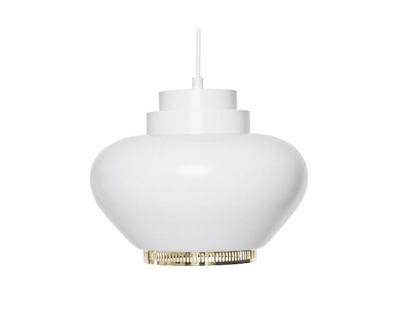 Artek - A333 hanglamp - wit/messing - 1