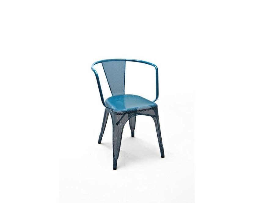 Tolix - A97 Armlehnstuhl Perforiert - outdoor - schwarz - 3