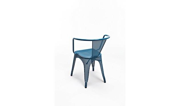 Tolix - A97 Armlehnstuhl Perforiert - outdoor - schwarz - 4