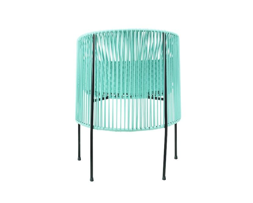 Ames - CARIBE Stuhl - mint/ grün/ schwarz - 4