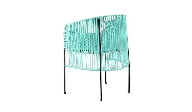 Ames - CARIBE Stuhl - mint/ grün/ schwarz - 5
