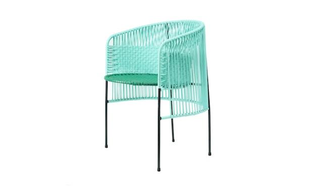 Ames - CARIBE Stuhl - mint/ grün/ schwarz - 6