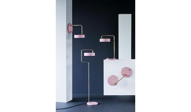 Made By Hand - Petite Machine Tischleuchte 01 - hell rosa - 3