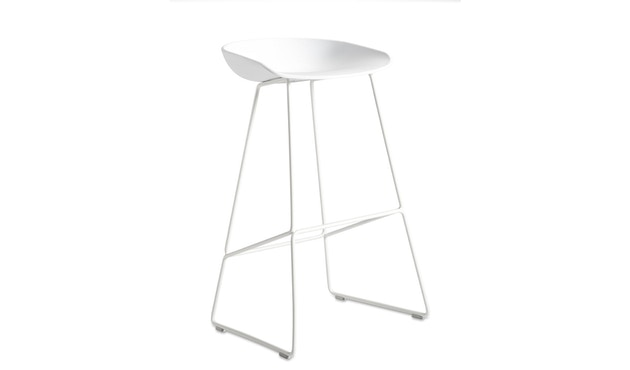 HAY - About a Stool AAS38 - blanc - 76 cm - blanc - 1