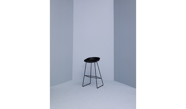 HAY - About a Stool AAS38 - blanc - 76 cm - blanc - 5