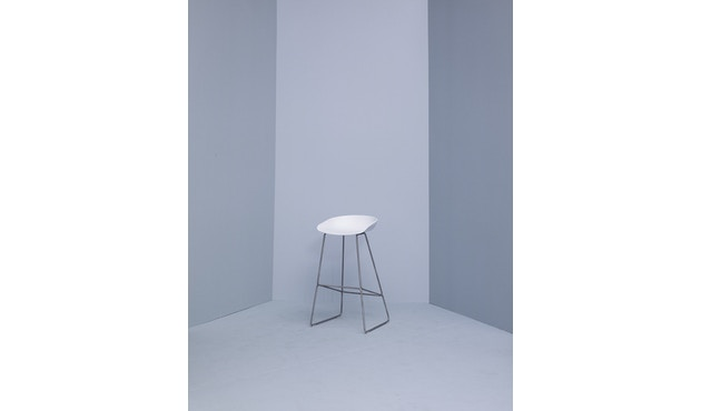 HAY - About a Stool AAS38 - blanc - 76 cm - blanc - 7