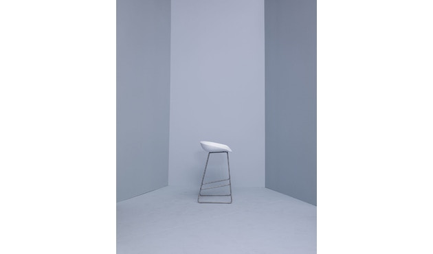 HAY - About a Stool AAS38 - blanc - 76 cm - blanc - 6