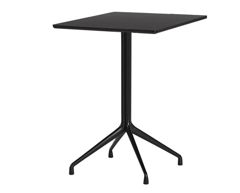HAY - About A Table AAT 15 - Linoleum zwart, rand zwart - 1