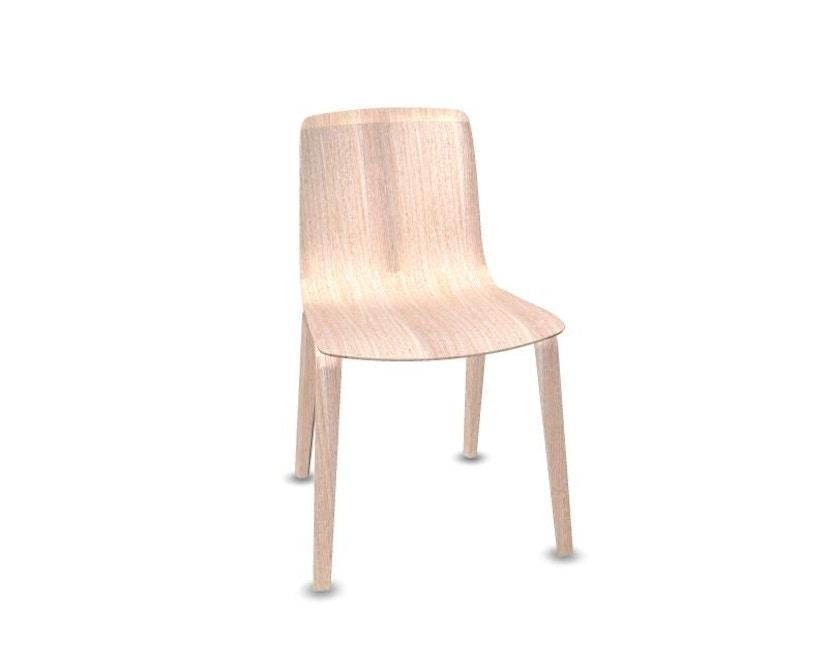 Arper - Aava stoel - Berk natuur - berk natuur - 0